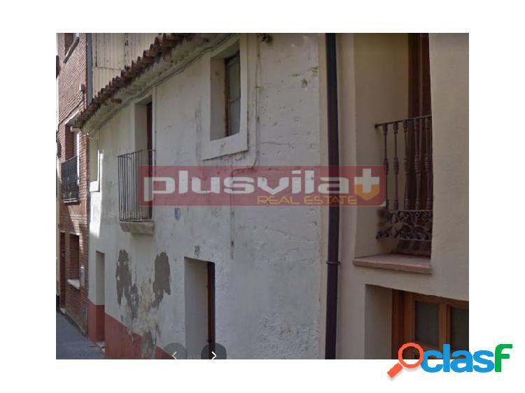 Casa de pueblo para reformar en torrelles de foix, barcelona.