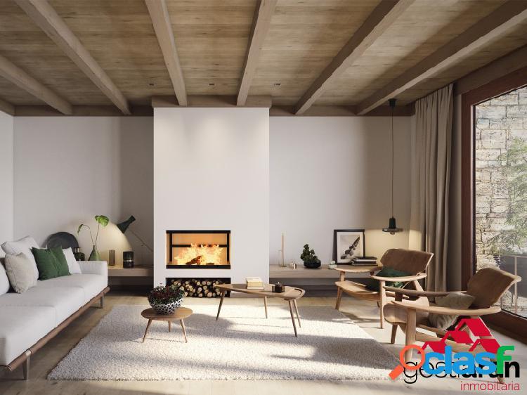 Apartamento en planta baja de 3 habitaciones con jardín de 152 m2
