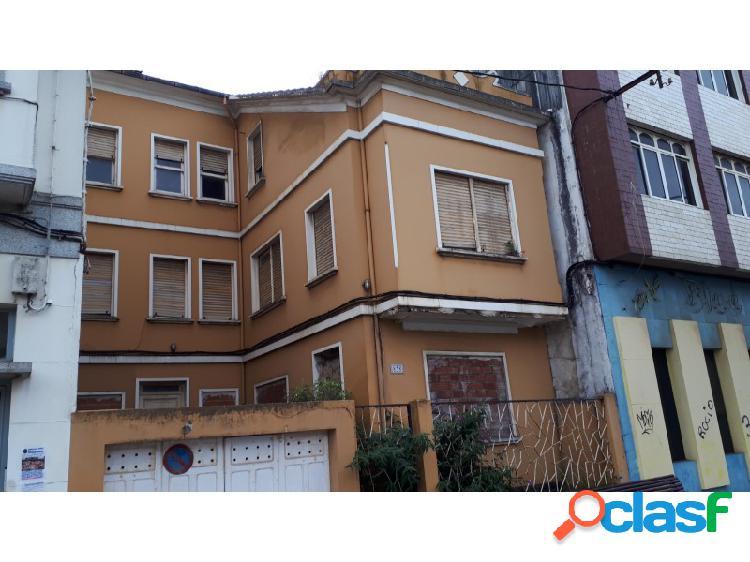 casa adosada para rehabilitar - con parcela. 1