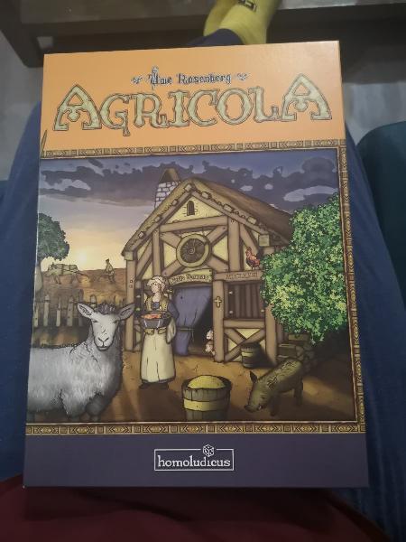 Agrícola