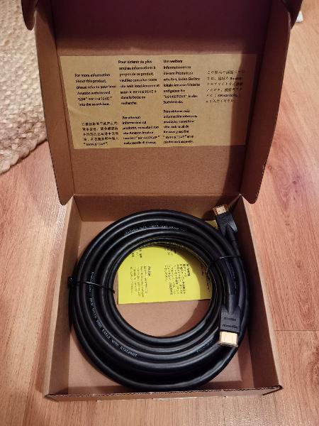 Cable hdmi 2.0 largo de alta velocidad