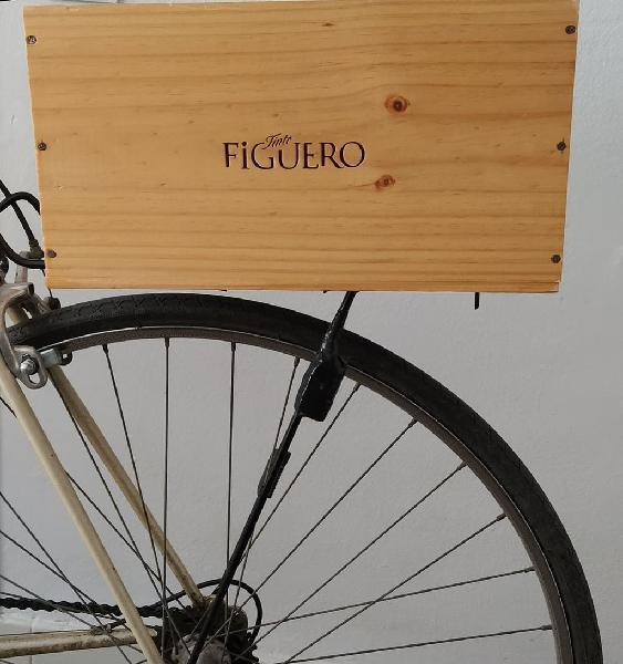 Caja de transporte bicicleta (transportin)