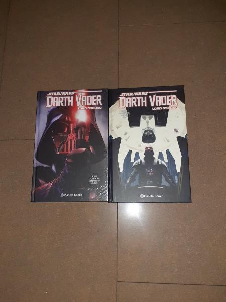 Comic darth vader lord oscuro n°2 y 3