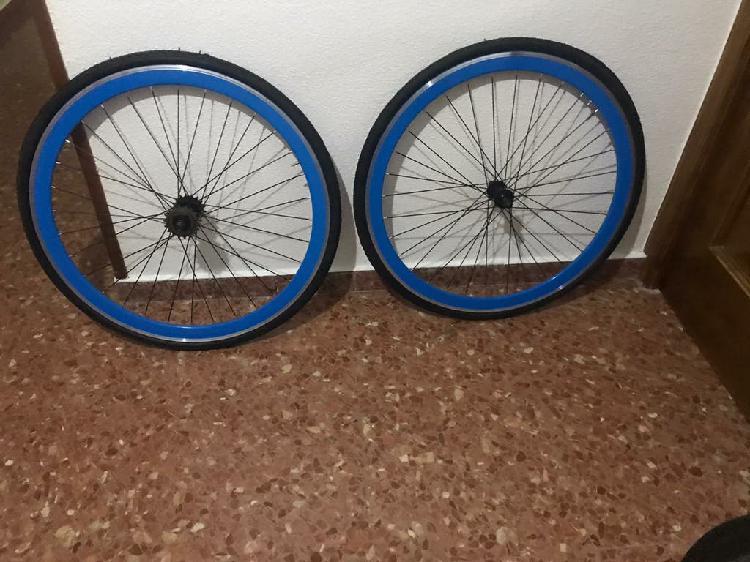 Dos ruedas fixie