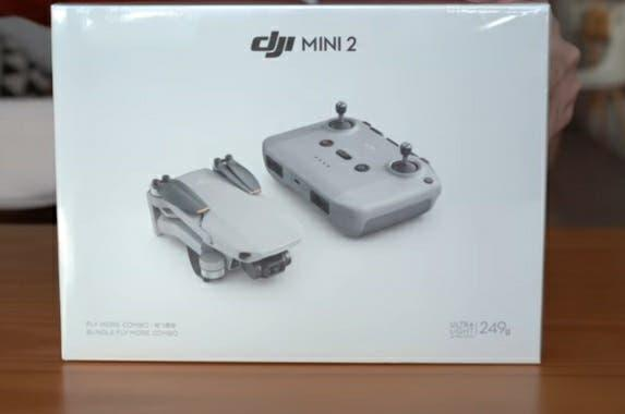 Drone dji mavic mini 2