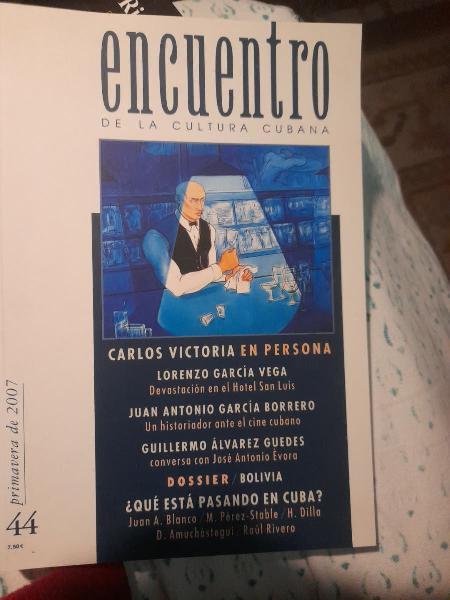 """Encuentro de la cultura cubana"""""""