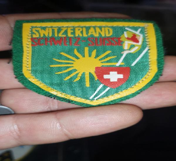 Escudo de tela de pistas de esquiar en suiza y de montaña