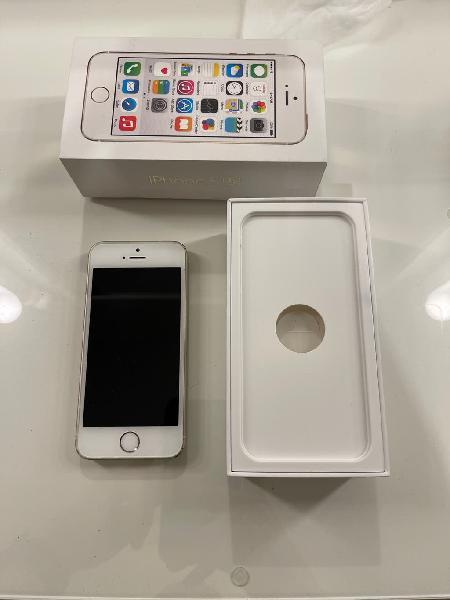 Iphone 5s 16gb gold fallo placa base