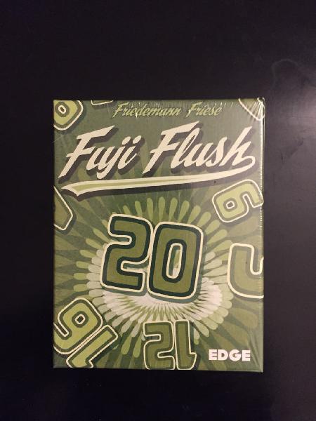 Juego cartas fuji flush! nuevo