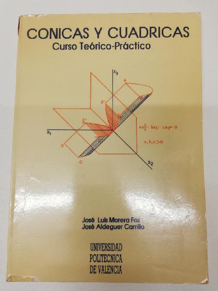 Libro cónicas y cuadricas