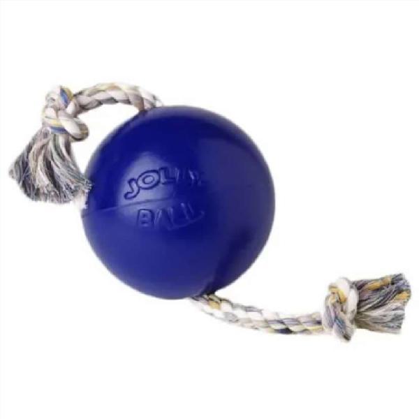 Pelota jolly ball romp-n-roll azul 10 cm