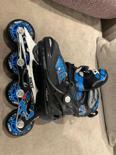 Roces patines en línea