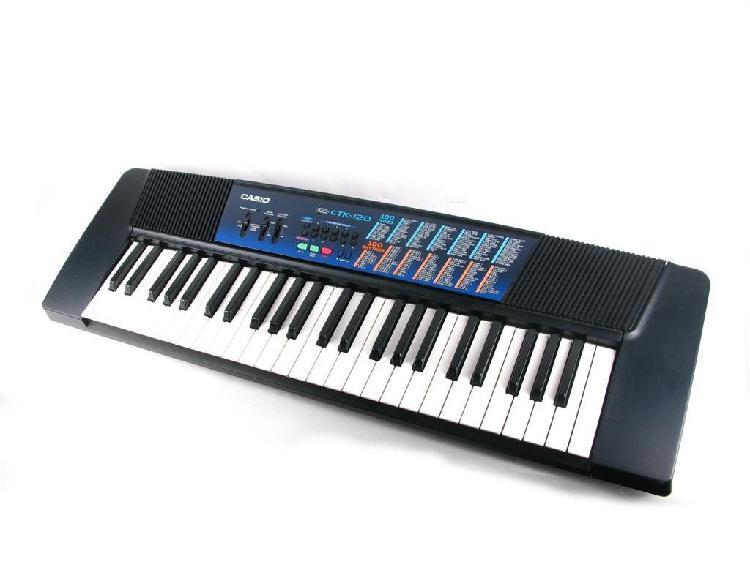 Seminuevo - teclado casio ctk 120