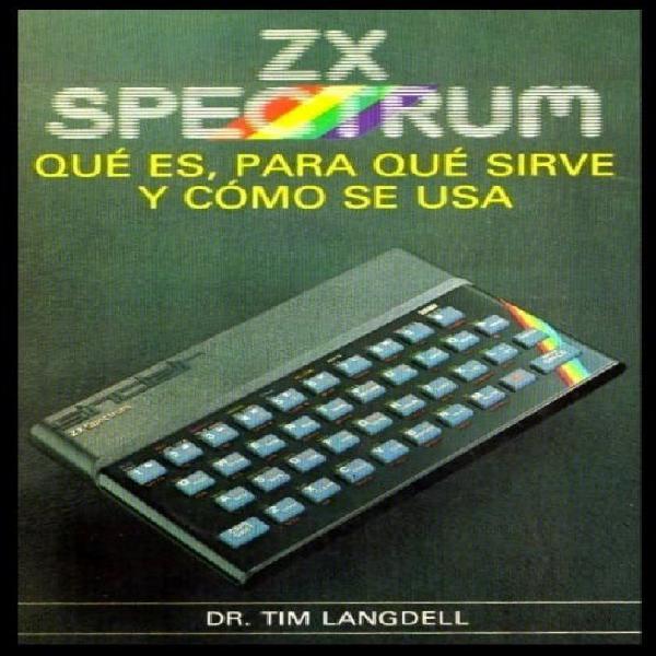 Spectrum. zx. manual. que es. para que sirve.