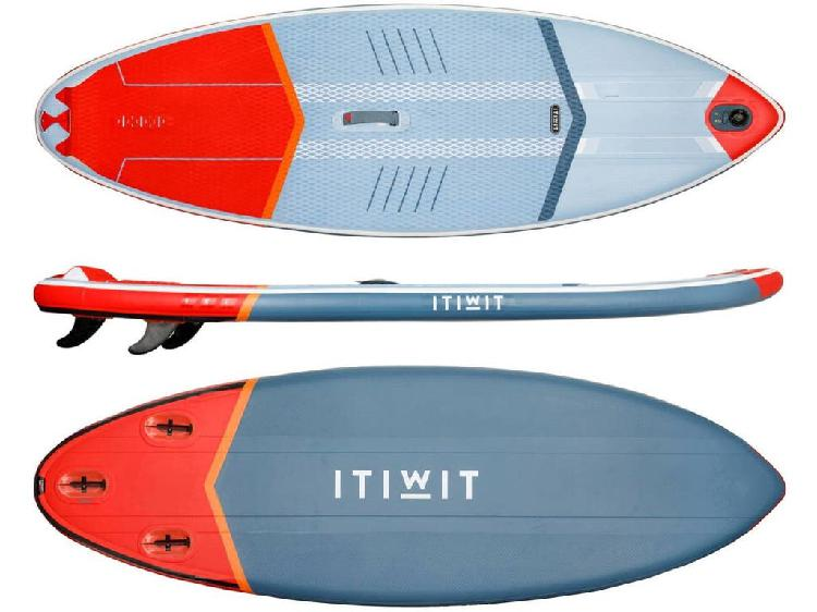 Stand up paddle hinchable