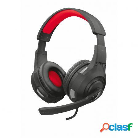 Auriculares con microfono trust gaming gxt 307 ravu - pc - ps4-xbox on