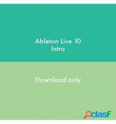Ableton live 10 intro descarga