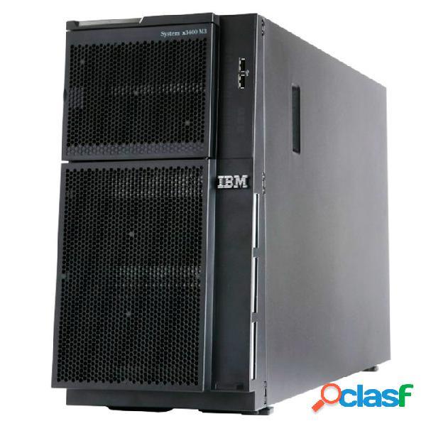 Ibm x3400 m3 intel xeon e-5620 16gb 4xhd500gb mt grado a
