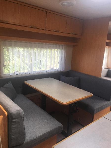 Alquiler caravana 3 ambientes.
