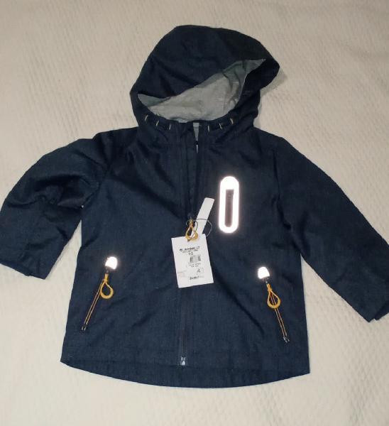 Abrigo de niño talla 1-2 años.
