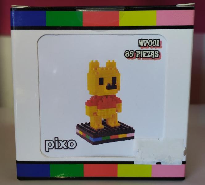 Block de 110 piezas de oso