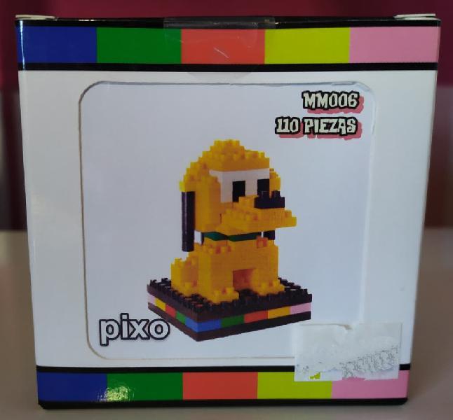 Block de 110 piezas de perro
