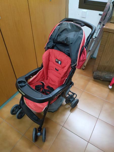 Carrito paseo prenatal