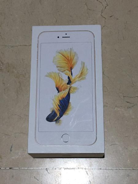 Iphone 6s plus dorado 32gb