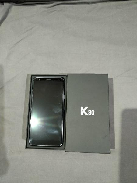 Lg k30 2019 dual sim negro