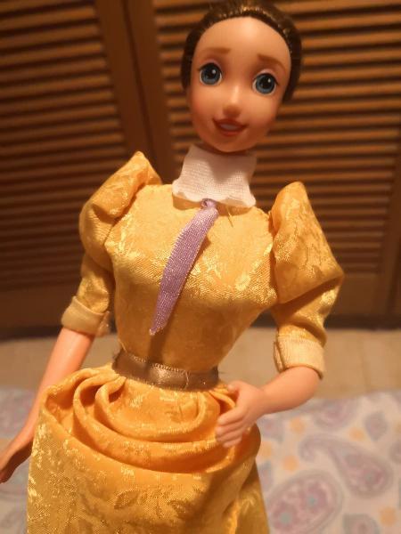 "Muñeca ""jane"" de tarzán."