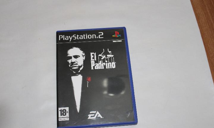 "Play station 2 "" el padrino"