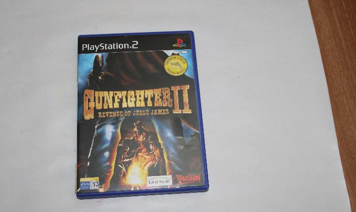 Play station 2 - gunfighter i i - revenge of jesse james