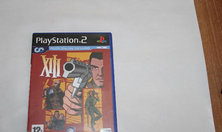 Play station 2 -xiii -