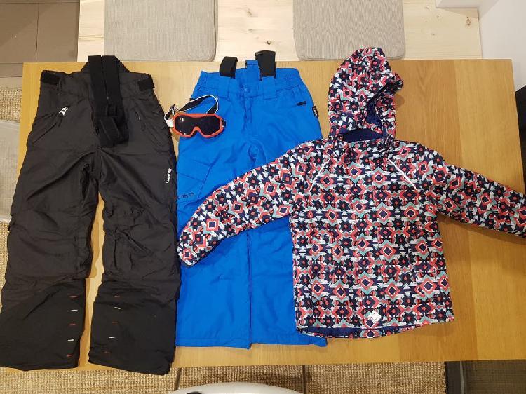 Pack ropa esqui infantil