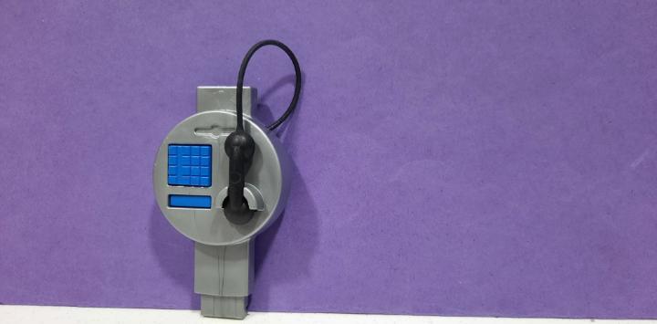 Playmobil ref 3886 centro telefónico aeropuerto