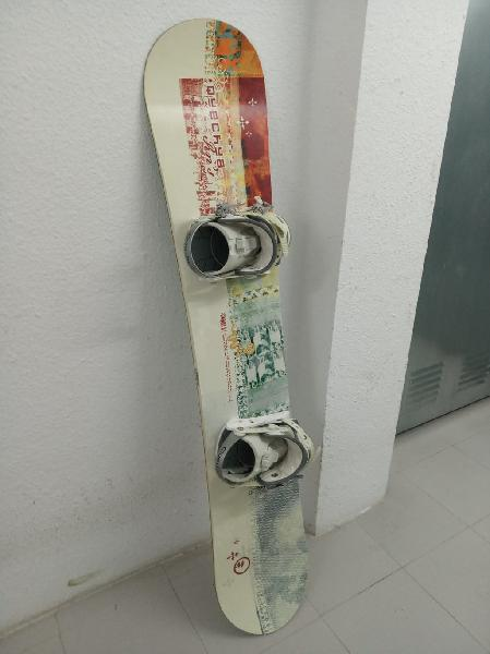 Tabla snowboard 149cm