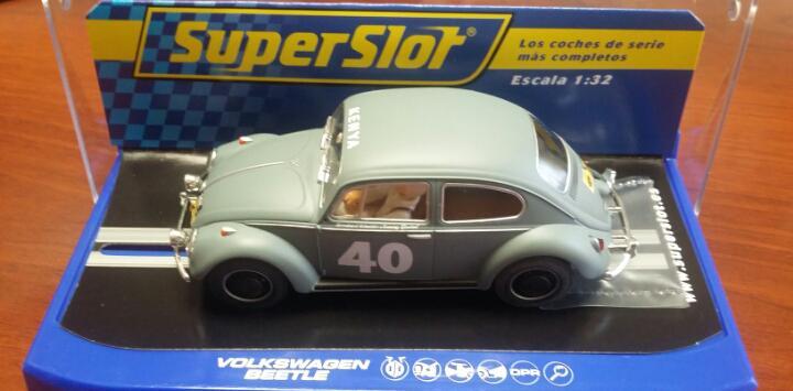 Volkswagen beetle scalextric superslot h3642