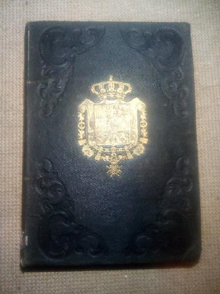 Ley de enjuiciamiento civil 1855