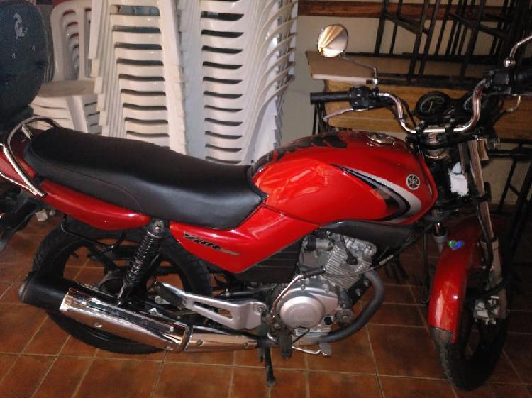NIGHT HAWK: Mi segunda moto. Yamaha YBR 125 Brasilera