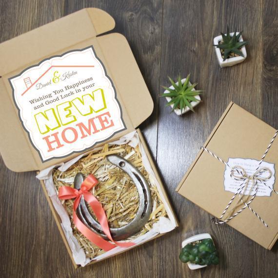 Nuevo hogar casarebre casa de regalo de calentamiento regalo