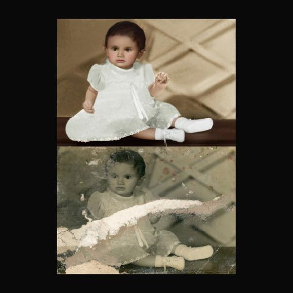 Restauración de fotos antiguas, restauración de fotos,