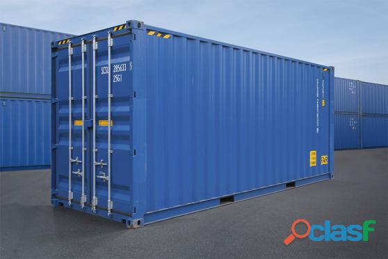 Contenedores ISO marítimos y refrigerados 3