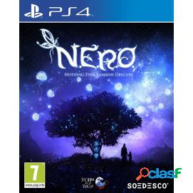 N.E.R.O. Nothing Ever Remains Obscure PS4