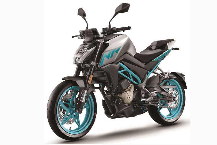 Cf moto 250 nk abs pvp 3.195 €