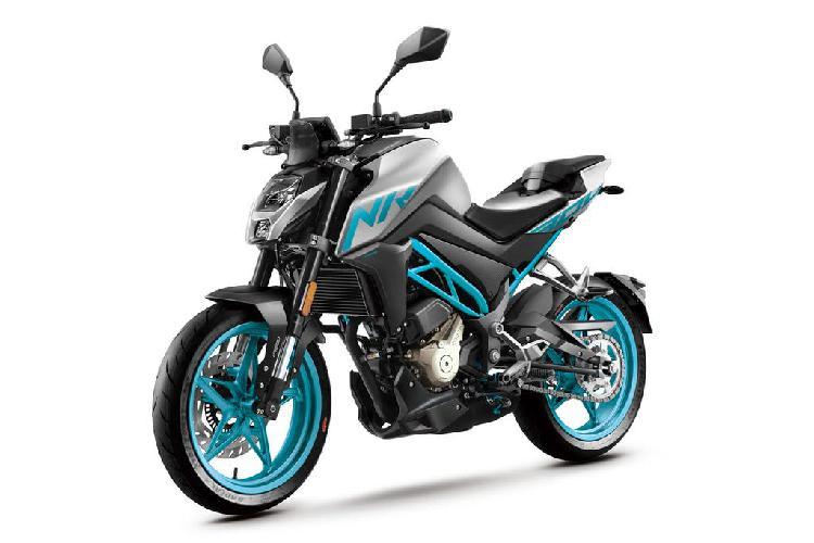 Cf moto 300 nk abs pvp 3.595 €