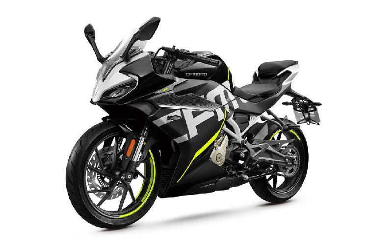 Cf moto 300 sr abs pvp 4.195 €