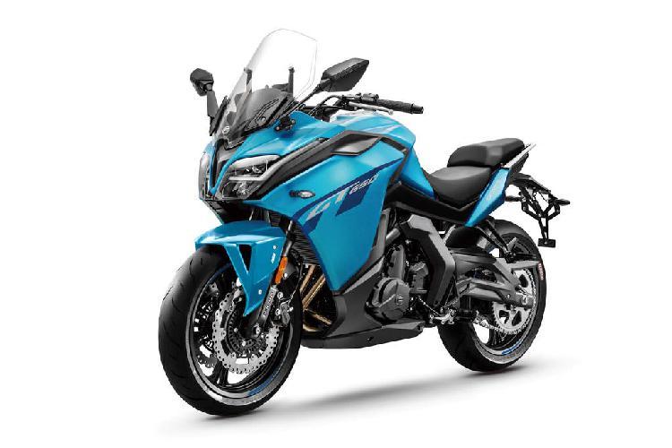 Cf moto 650 gt abs pvp 6.495 €