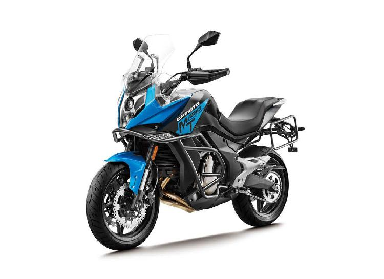 Cf moto 650 mt abs pvp 6.495 €