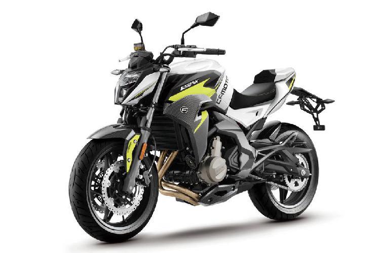 Cf moto 650 nk abs pvp 5.195 €