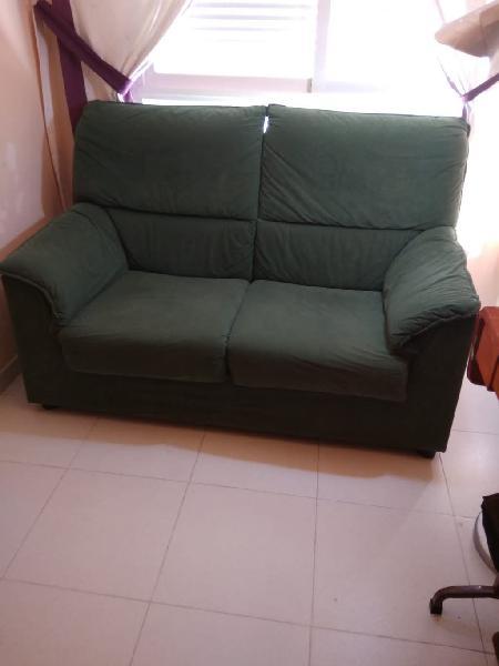 Conjunto de sofás 3 y 2 plazas